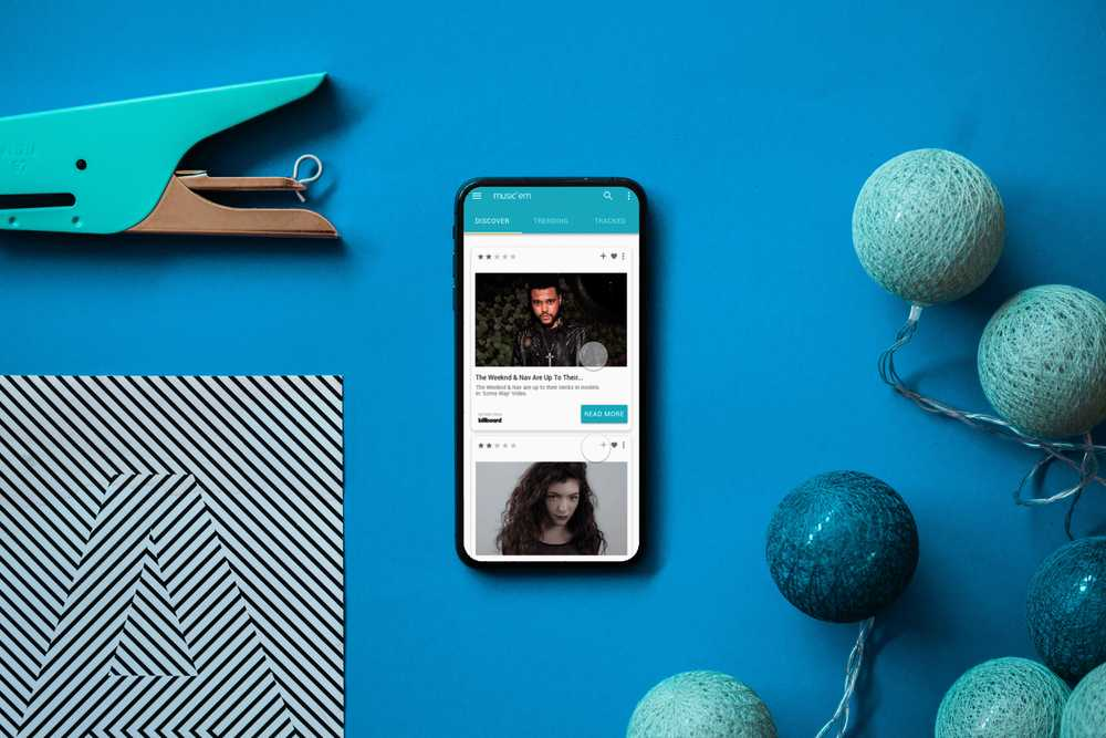 design and development for musicem a mobile progressive web app image