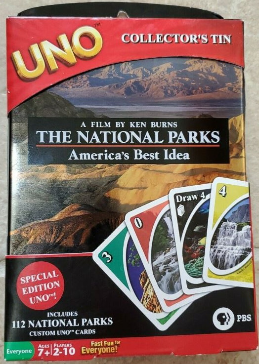 National Parks Uno: Ken Burns (2011)