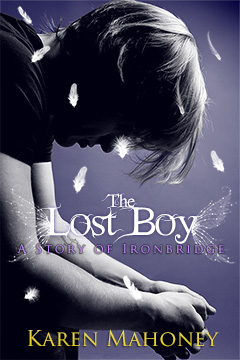 Cover for The Lost Boy, by Karen Mahoney.