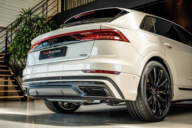 Audi Q8 60 TFSI e quattro Competition | Audi Exclusive | Massage | Head up | Leder Valcano | Tour | City | 360 | Nachtzicht | Pano| Soft afbeelding 5