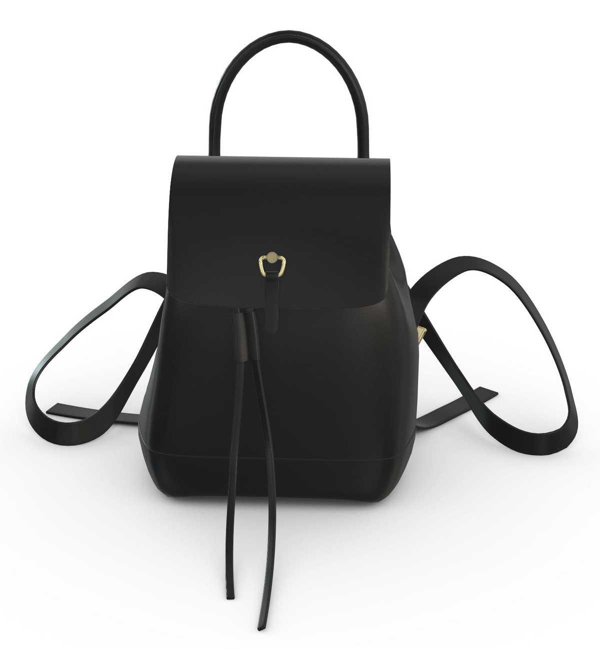 Kaila Backpack Small - black