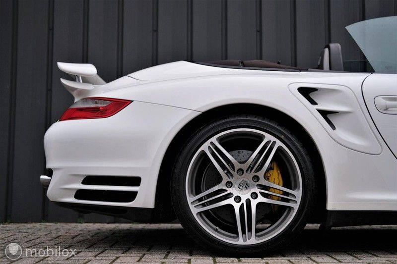 Porsche 911 Cabrio 3.6 Turbo afbeelding 8