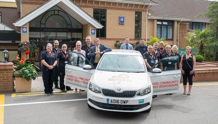 Norfolk Accident Rescue Service appoints John Potter as Patron