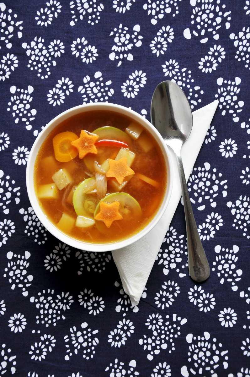 Korean Doenjang Soup