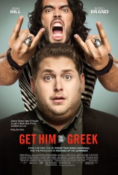 cover Get Him to the Greek