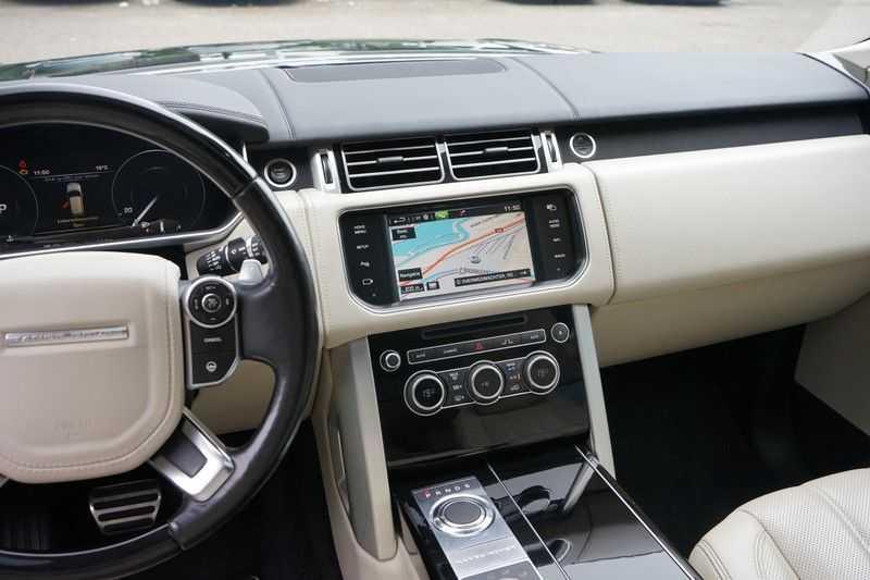 Land Rover Range Rover 4.4 SDV8 Autobiography aut. (nieuwe motor) extreem compleet! afbeelding 10