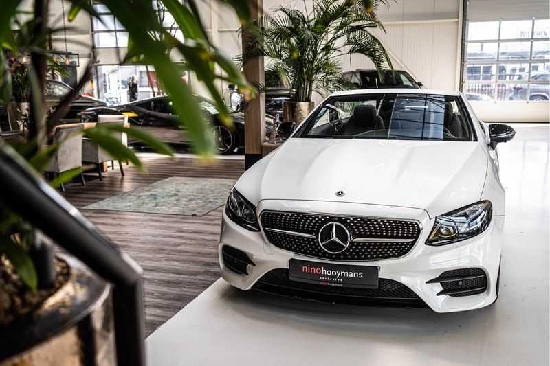 Mercedes-Benz E-Klasse Cabrio 350 AMG | Carbon | Burmester | 360º | Night pakket afbeelding 2