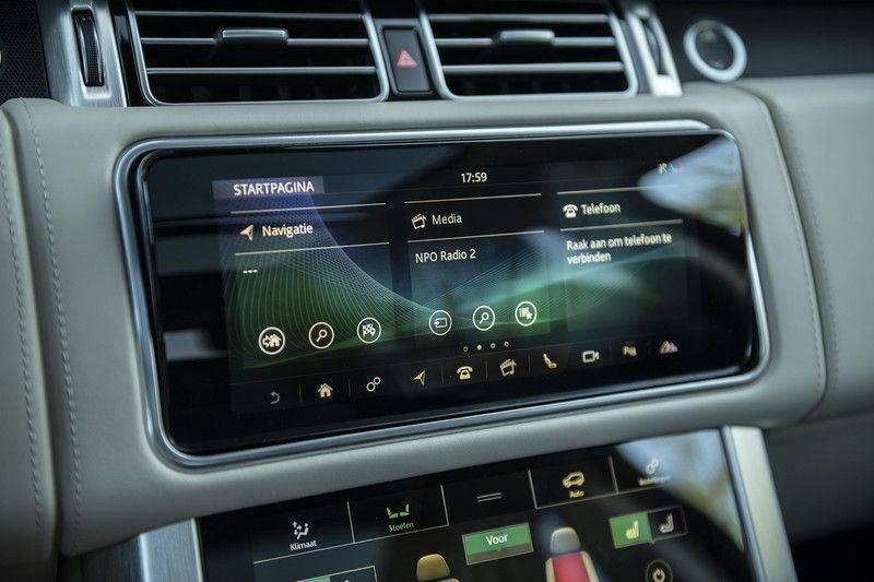 Land Rover Range Rover 5.0 V8 SC Autobiography Portofino Blue + Verwarmde, Gekoelde voorstoelen met Massage Functie + Adaptive Cruise Control + Head Up afbeelding 19