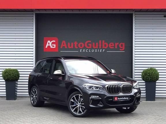 BMW X3 M40i X-Drive M-Sport, 360PK, ACC, Pano, Lane Assist, Keyless, Navi Prof, Camera, LMV'20