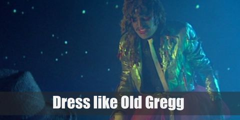Dress Like Old Gregg Costume