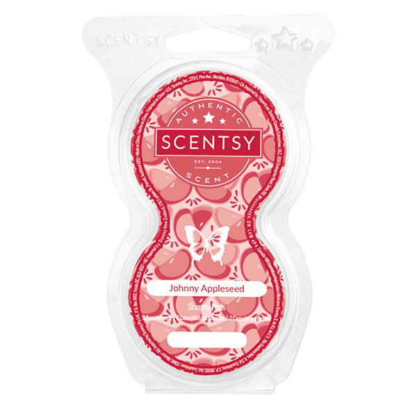 Johnny Appleseed Scentsy Pod Twin Pack