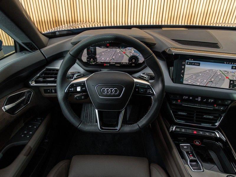"Audi e-tron GT B&O,HUD,PANO,22"" afbeelding 18"