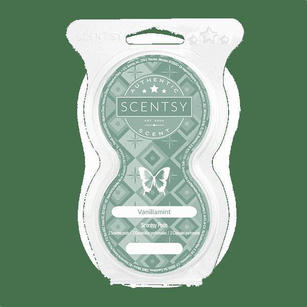 Vanillamint Scentsy Pod Twin Pack