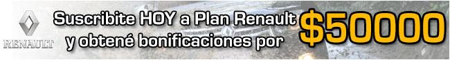 Promoción Plan Renault