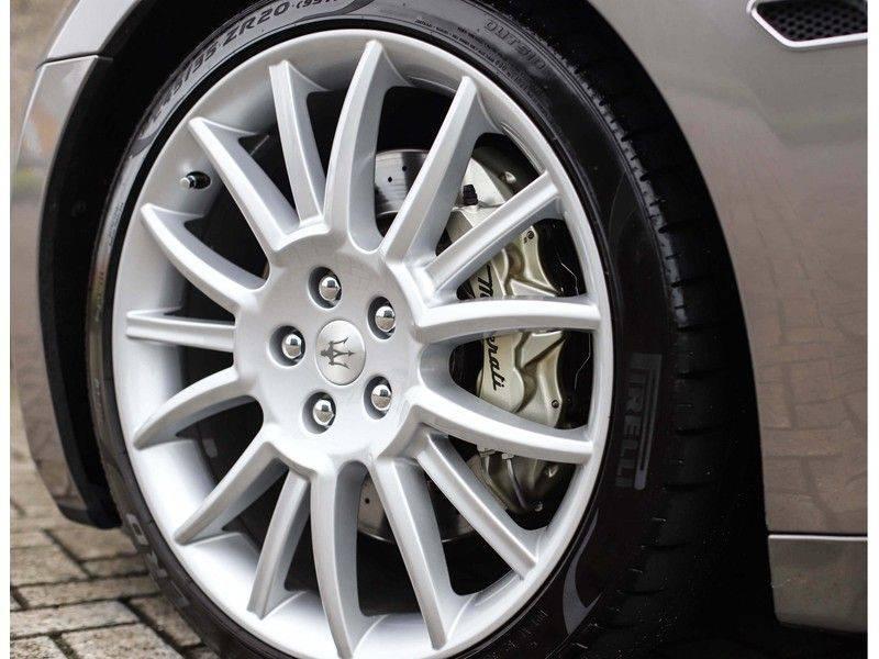 Maserati GranTurismo 4.7 S *Dealer onderhouden*Memory*Vol!* afbeelding 21