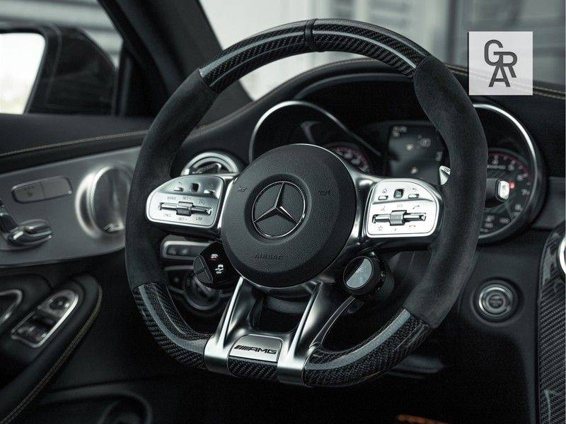 Mercedes-Benz C-Klasse C63 S AMG-klasse 63 AMG S afbeelding 9