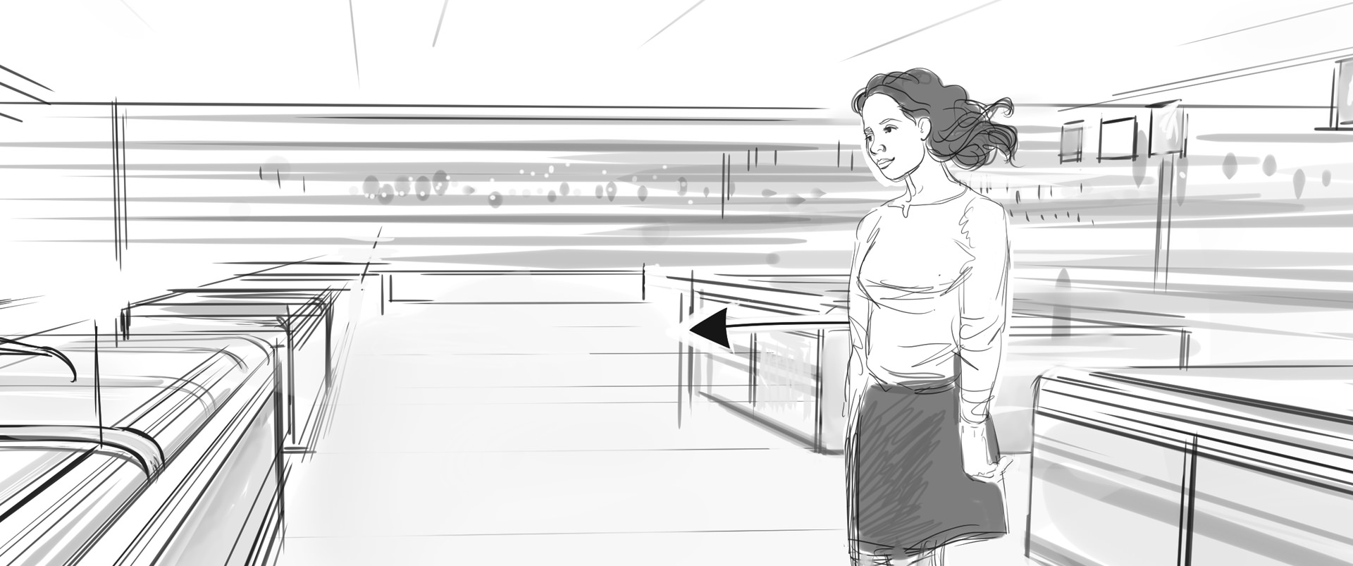 Lidl Vis TV Commercial storyboard 019