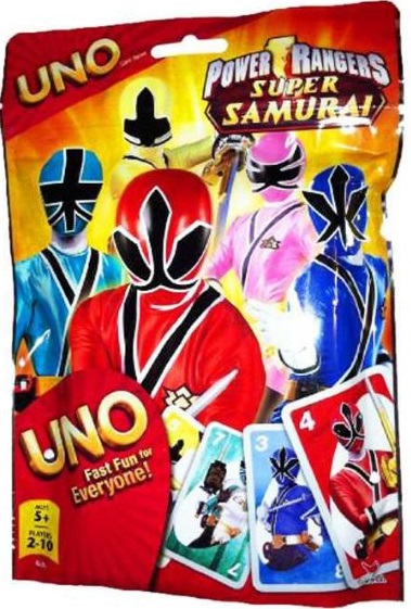 Power Rangers Super Samurai Uno