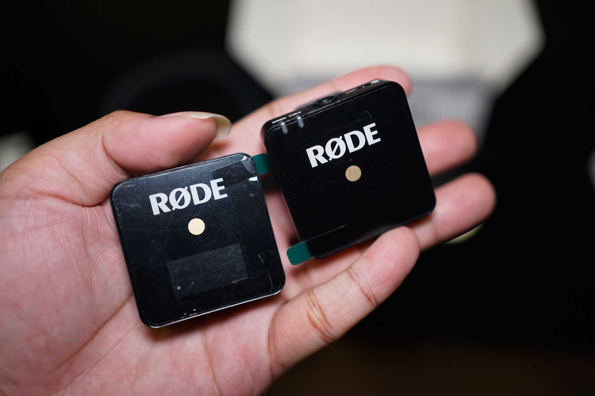 review rode wireless go 22