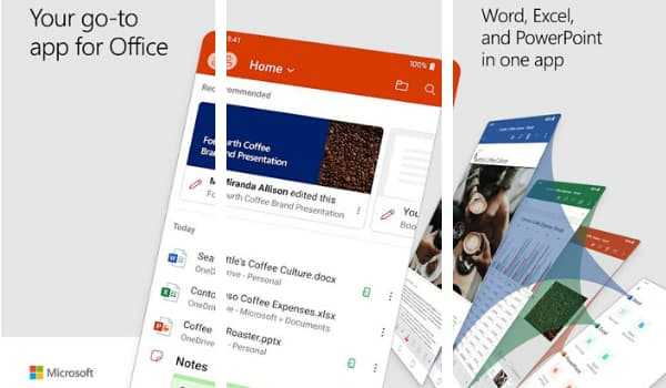 Microsoft Office – Chinese App WPS Office Alternative