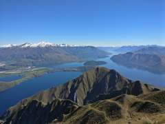 View from Roys Peak