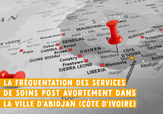 La Côte d'Ivoire fait partie des pays à fort ratio de mortalité à la suite d'avortéments en Afrique de l'Ouest et du Centre.