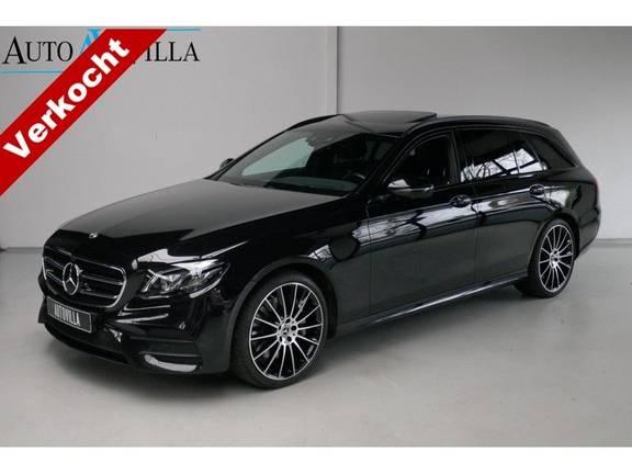 Mercedes-Benz E-Klasse Estate 400 4MATIC AMG Line - Designo