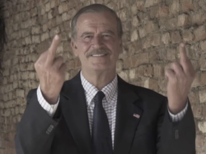 Vicente_Fox_Finger