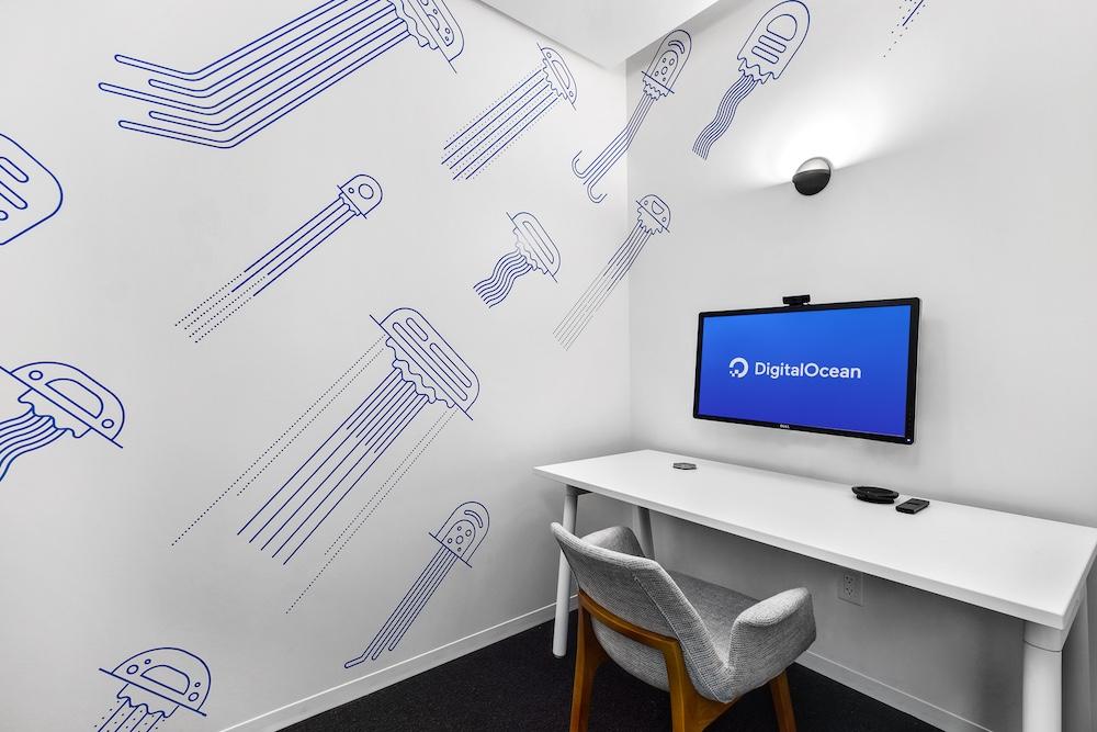DigitalOcean Office