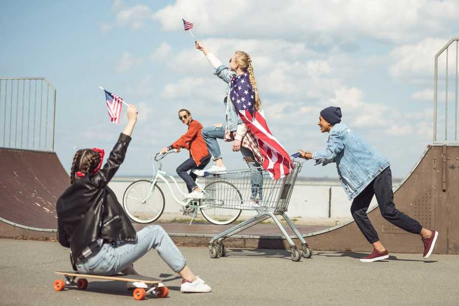The Best Days to Shop from the United States