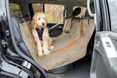 How to Install the Kurgo Wander Dog Hammock
