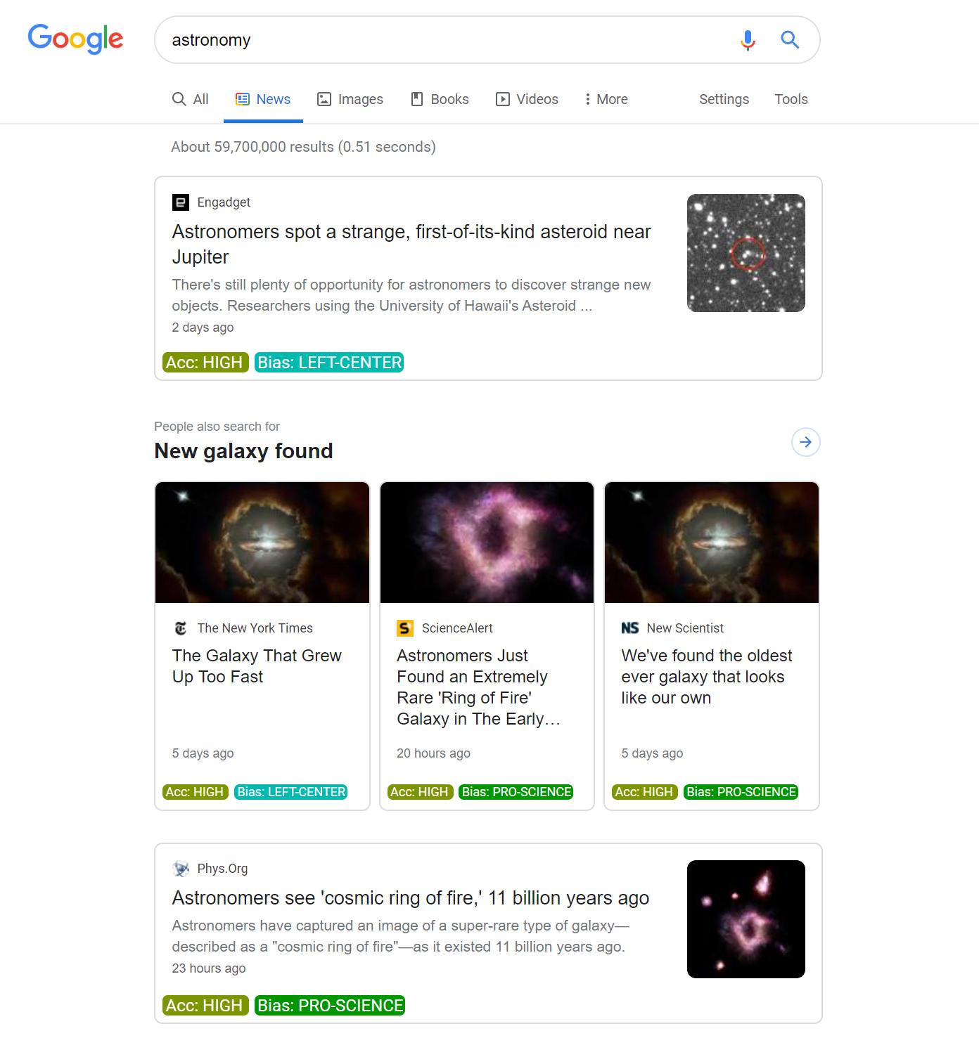 StopagandaPlus on Google