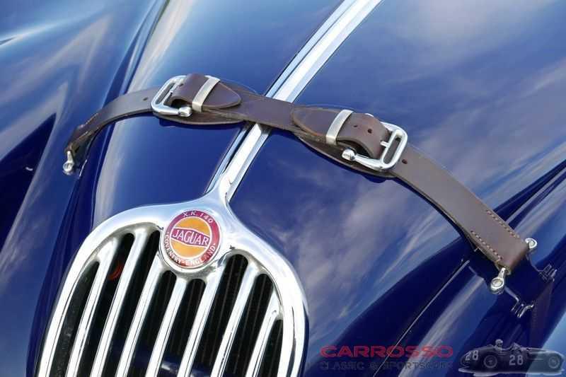 Jaguar XK 140 3.4 SE FHC / Nr. 28 of 8937 ! / Getrag gearbox afbeelding 8