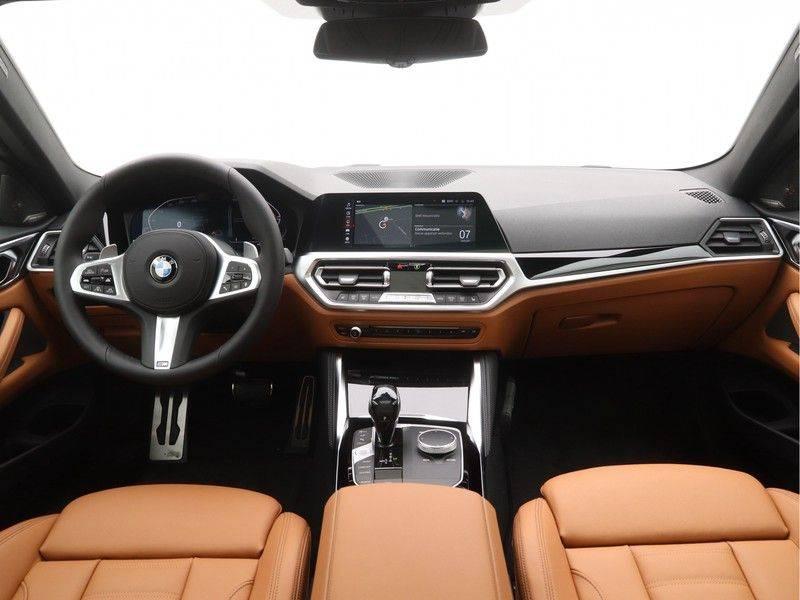 BMW 4 Serie Coupé 420i High Executive M-Sport Automaat afbeelding 14