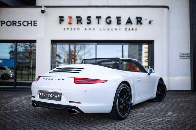 """Porsche 911 Cabrio 991 MKI *20"""" Carrera Velgen / PCM* afbeelding 5"""
