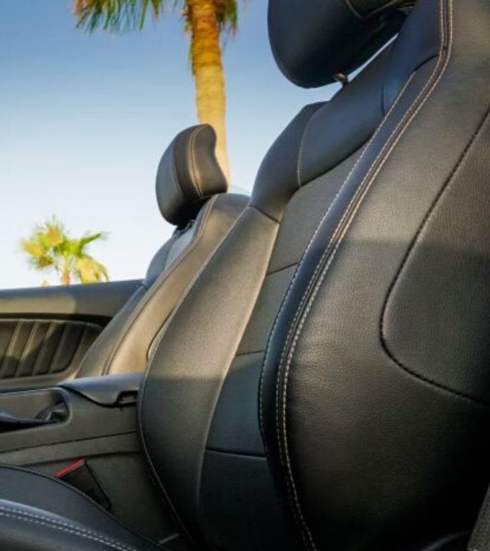 Ford mustang seats