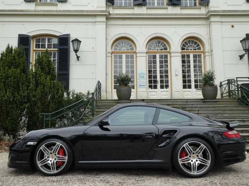 Porsche 911 3.6 Turbo afbeelding 9