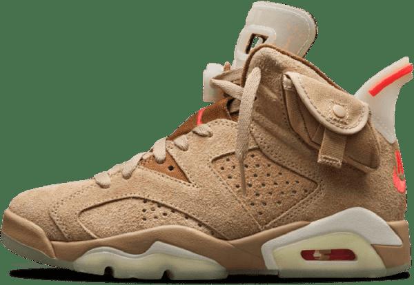 Nike x Travis Scott Air Jordan 6 SP