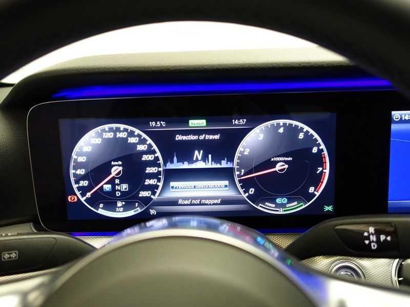 Mercedes-Benz E-Klasse 350e AMG Sport Style 211pkAutomaat- Leder, Widescreen, 360 Camera, 45 dkm ! afbeelding 10