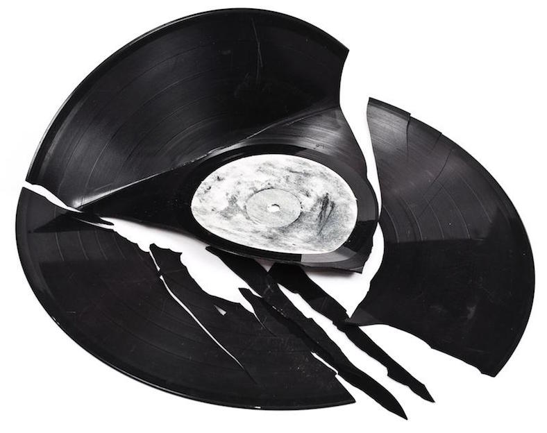Repeat yourself as a programmer and your product will look like this broken record