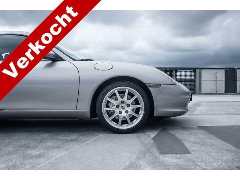 Porsche 911 996 3.6 Coupé Carrera 4 MK2 // handgeschakeld // afbeelding 19