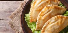 Pork Carnita Empanada