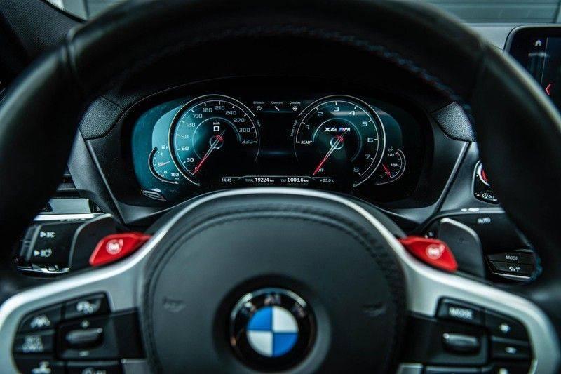 BMW X4 M Competition, 510 PK, Pano/Dak, Drving Assistant Plus, Harman/Kardon, M/Sport Seats, Head/Up, Keyless, 2020, 19DKM!! afbeelding 15