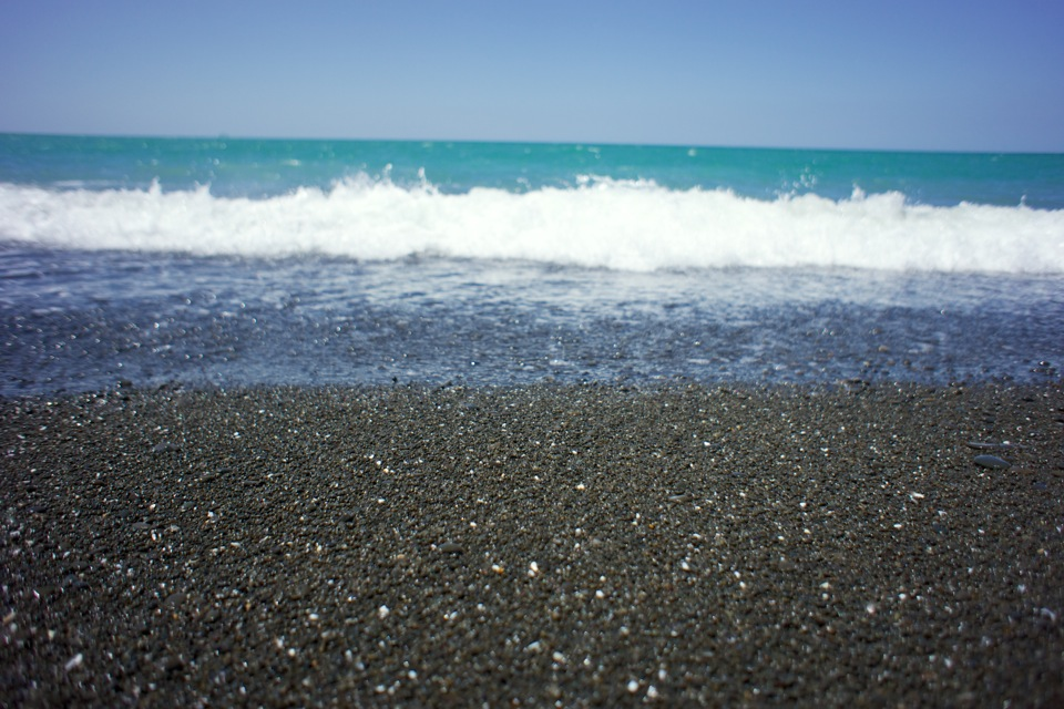 Pacific, from Napier
