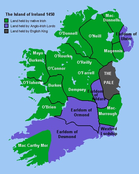 The Medieval Fortification of Dublin - The History Of The Pale - Vaults Live