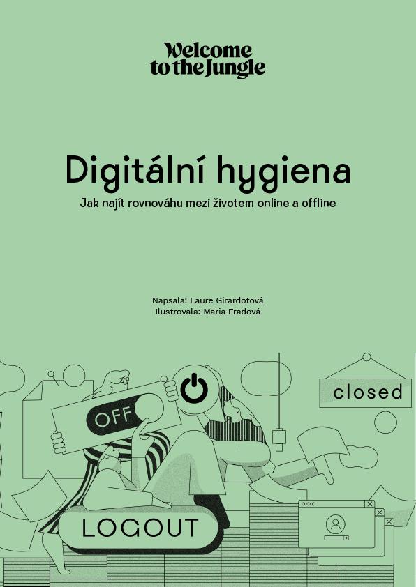Digitální hygiena - Jak najít rovnováhu mezi životem online a offline