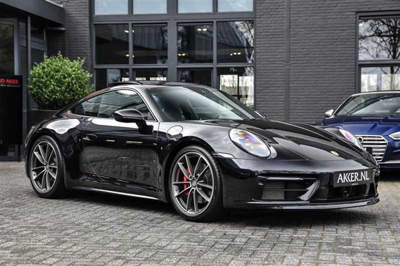 Porsche 911 4S SPORTDESIGN+4WSTURING+LIFT+BURMESTER NP.229K afbeelding 14