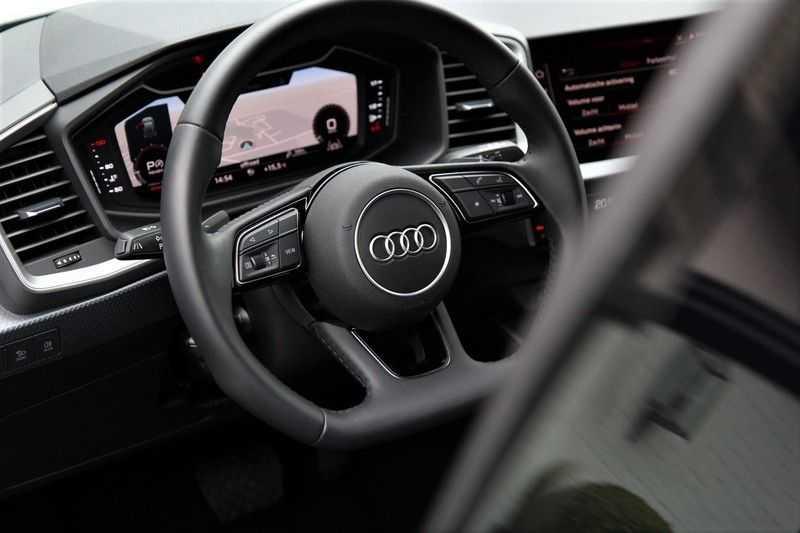 Audi A1 Sportback 40 TFSI S-LINE+LEDER+NAVI+ABT afbeelding 23