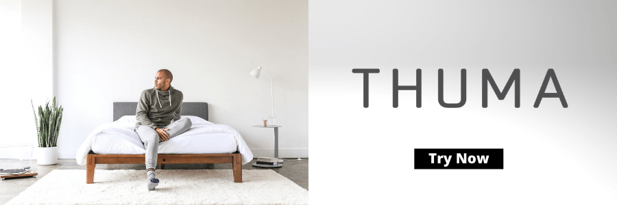 Bedroom Makeover - Thuma Bed Frame