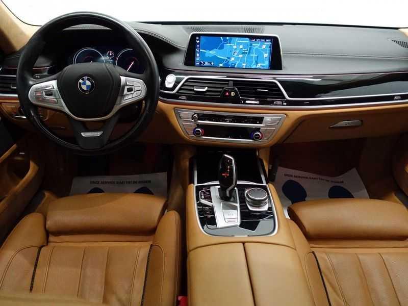 BMW 7 Serie 730d xDrive Individual 266pk M-Sport Aut8 Full options, Nw prijs €163.439,- afbeelding 24